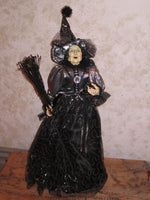 Madam Twilight Whimsical Witch Doll