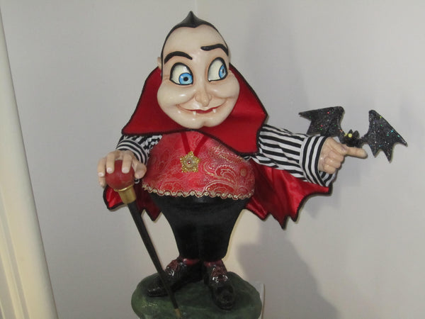Vinny the Vampire Doll - Katherine's Collection