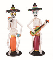 Day of the Dead Band Figure Set