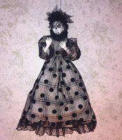 Señora Luciana Ghost Doll - Day of the Dead