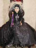 Zitella Witch Doll - Katherine's Collection