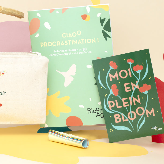 CIAO PROCRASTINATION ! - Bloom Again