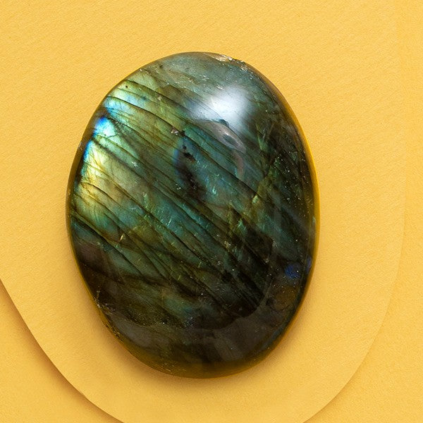 GALET LABRADORITE - Bloom Again