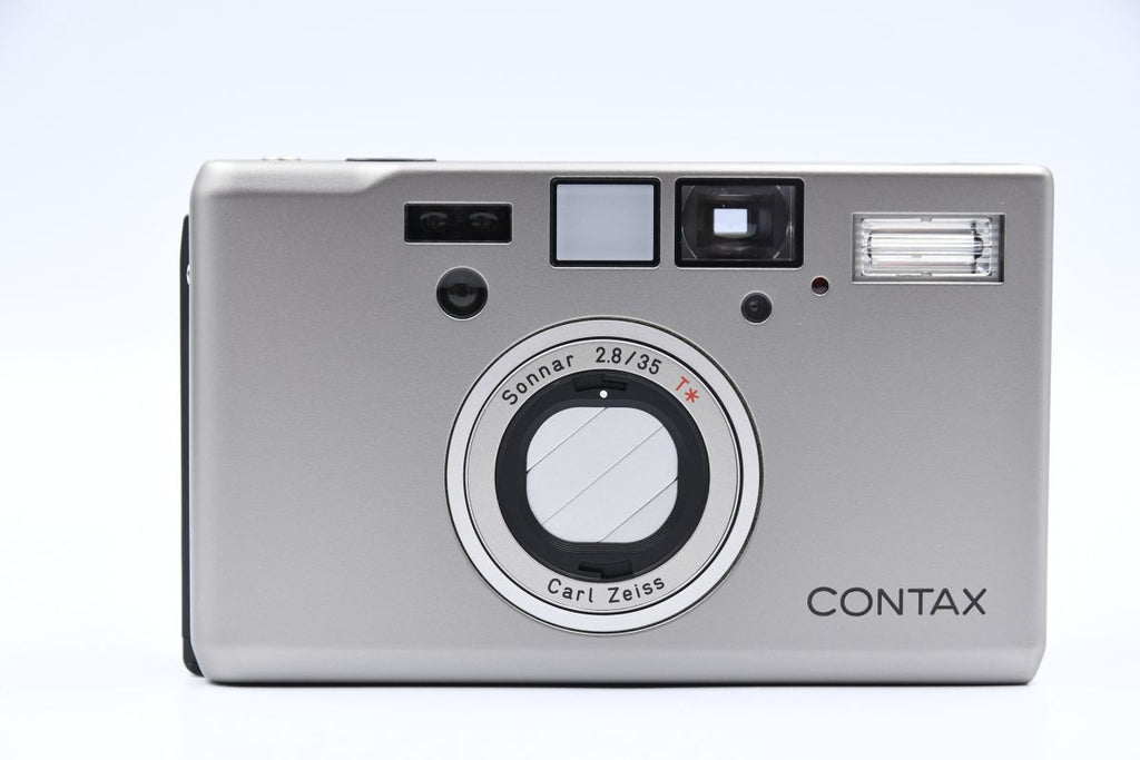 CONTAX T3D Early Model SN: 028811
