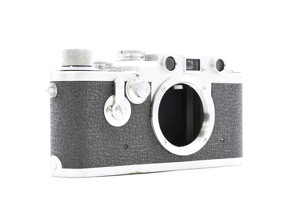 LEICA IIIf RD with Self Timer SN: 719168