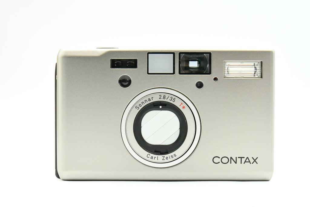 CONTAX T3 Late Model SN: 056687