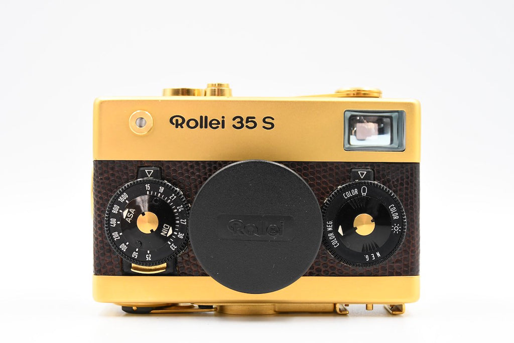 Rollei 35S Gold SN: 0932