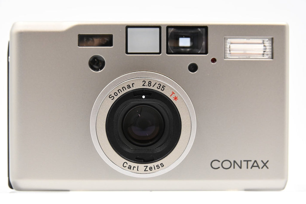 CONTAX T3 Early Model SN: 008575