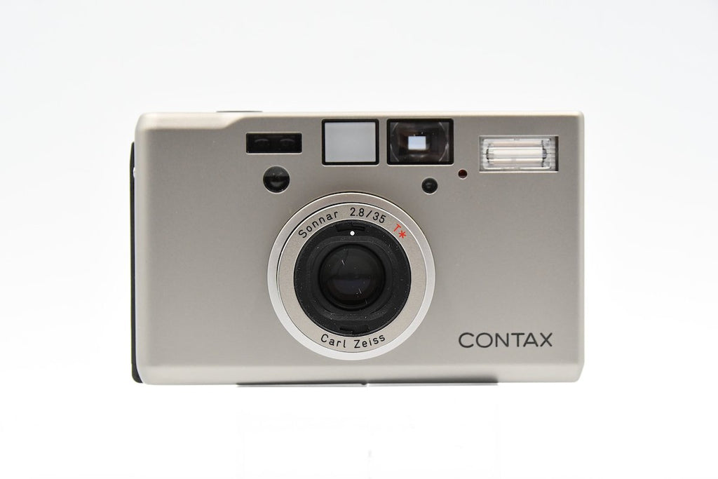CONTAX T3 Early Model SN: 015251