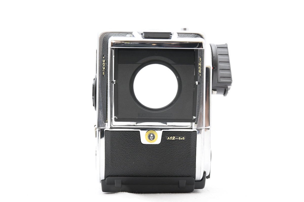 HASSELBLAD ★503CW MILLENNIUM + A12 SN: 19SS27193