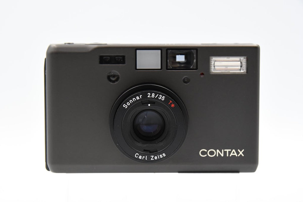 CONTAX T3 BLACK Early Model SN: 016626