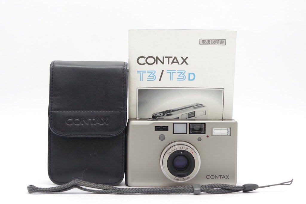 CONTAX T3D SN: 026854