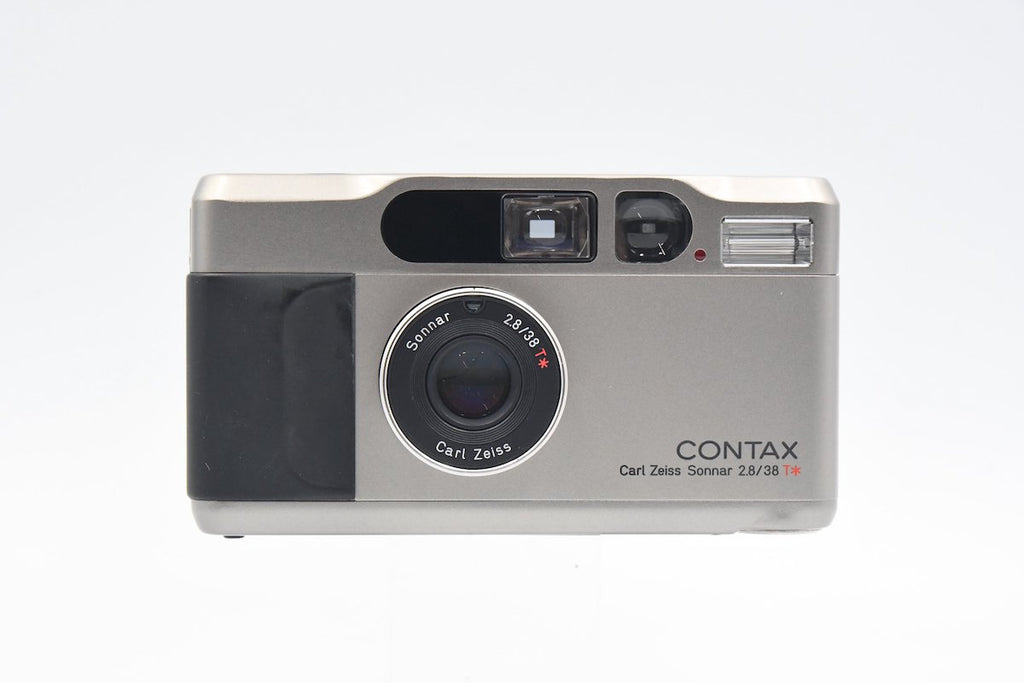 CONTAX T2 SN: 075987