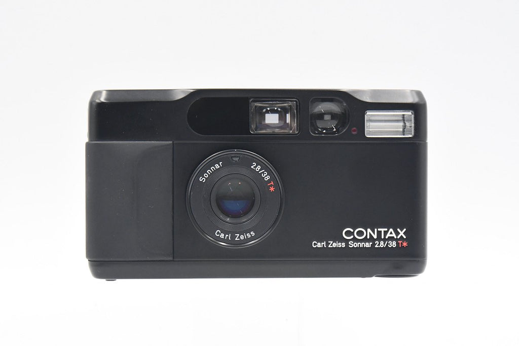 CONTAX T2 Limited Black SN: 227864