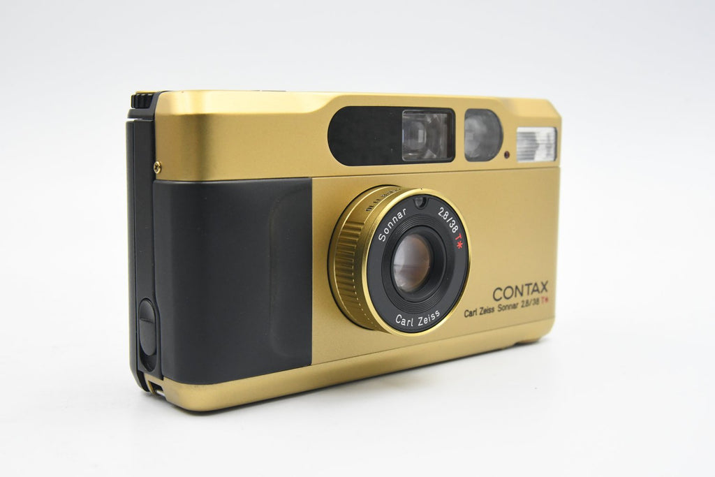 CONTAX T2 Gold SN: 105351