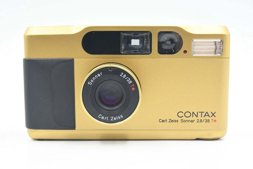 CONTAX T2D Gold SN: 085037