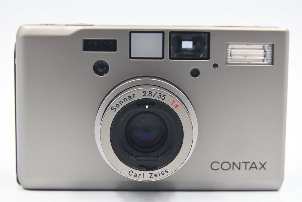 CONTAX T3D SN: 032301
