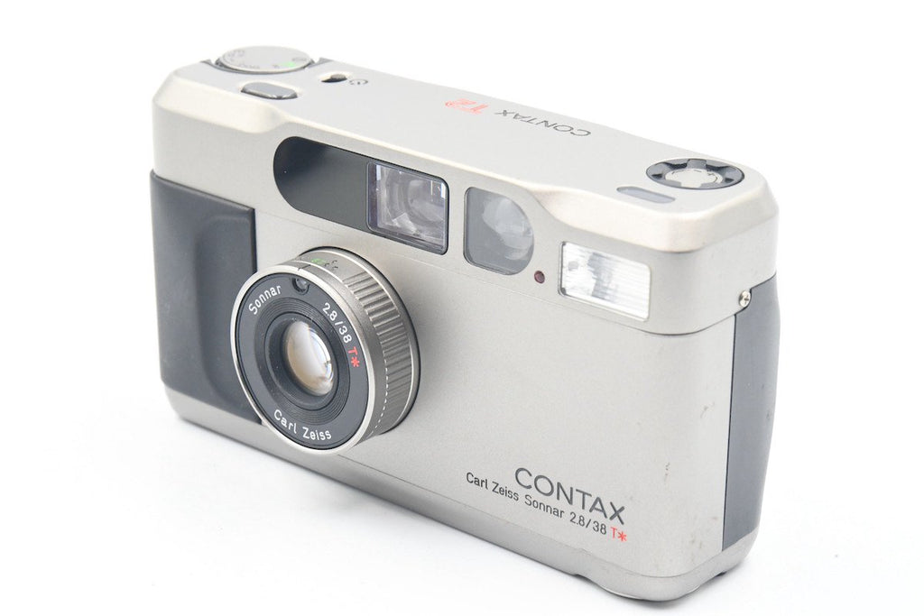 CONTAX T2 SN: 030218