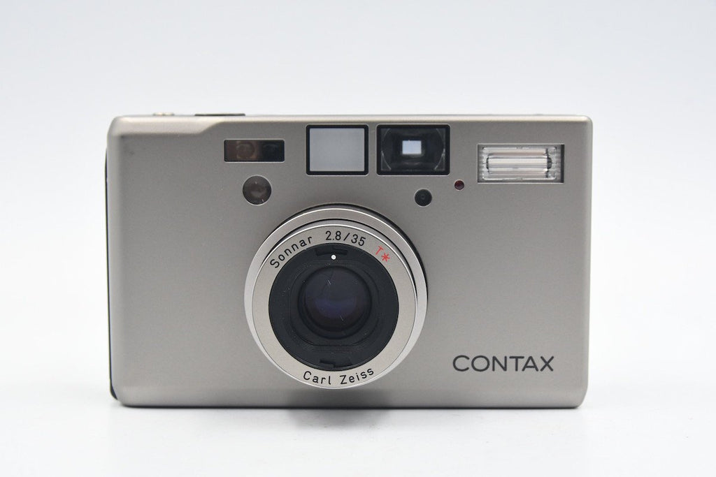 CONTAX T3 Early Model SN: 001430