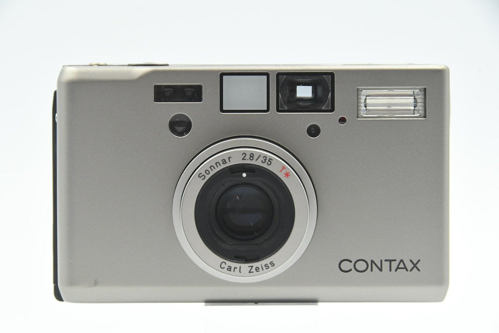 CONTAX T3 Late Model SN: 064273