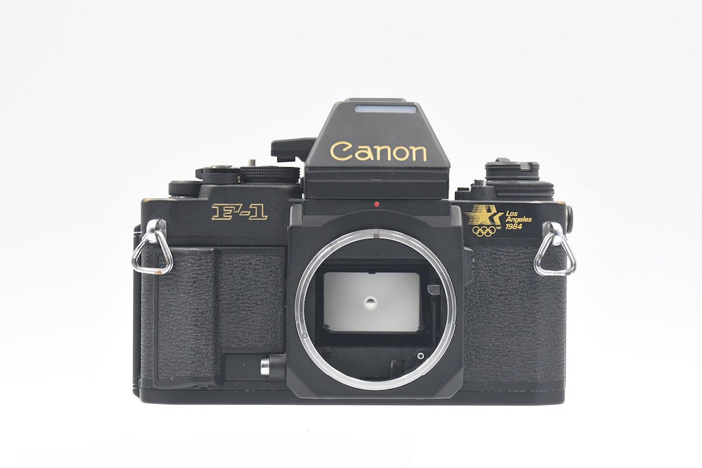 Canon NEW F-1 Olympic SN: LA2754