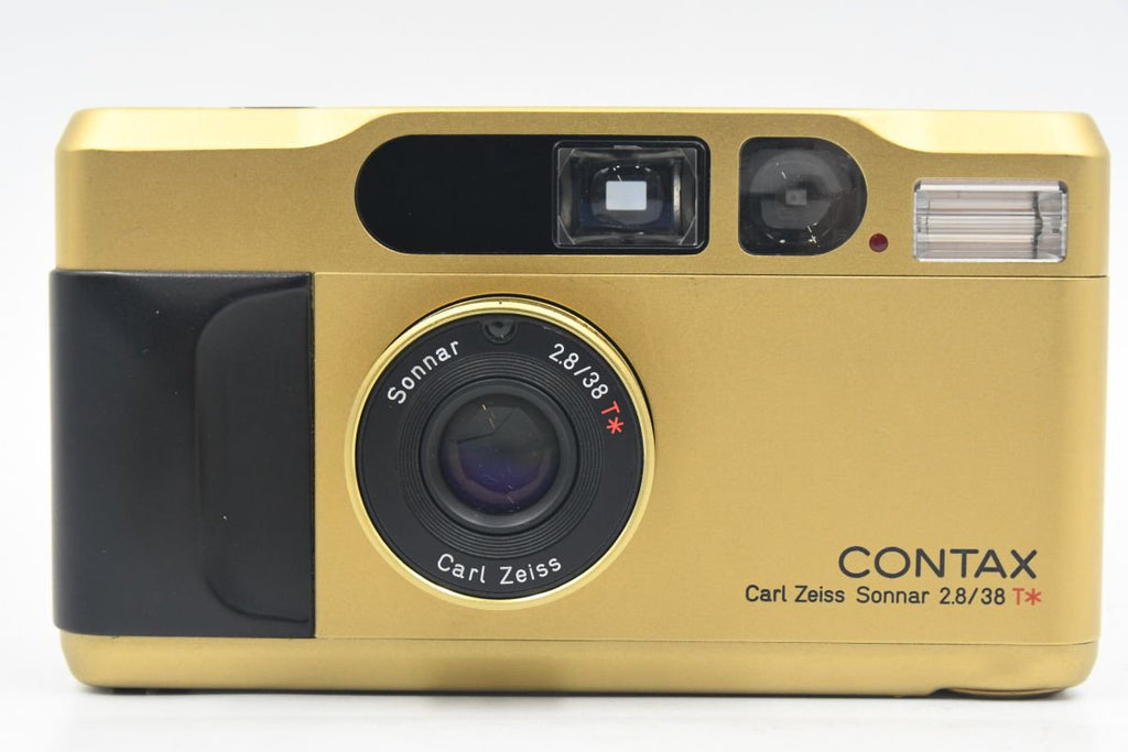 CONTAX T2D Gold SN: 079493