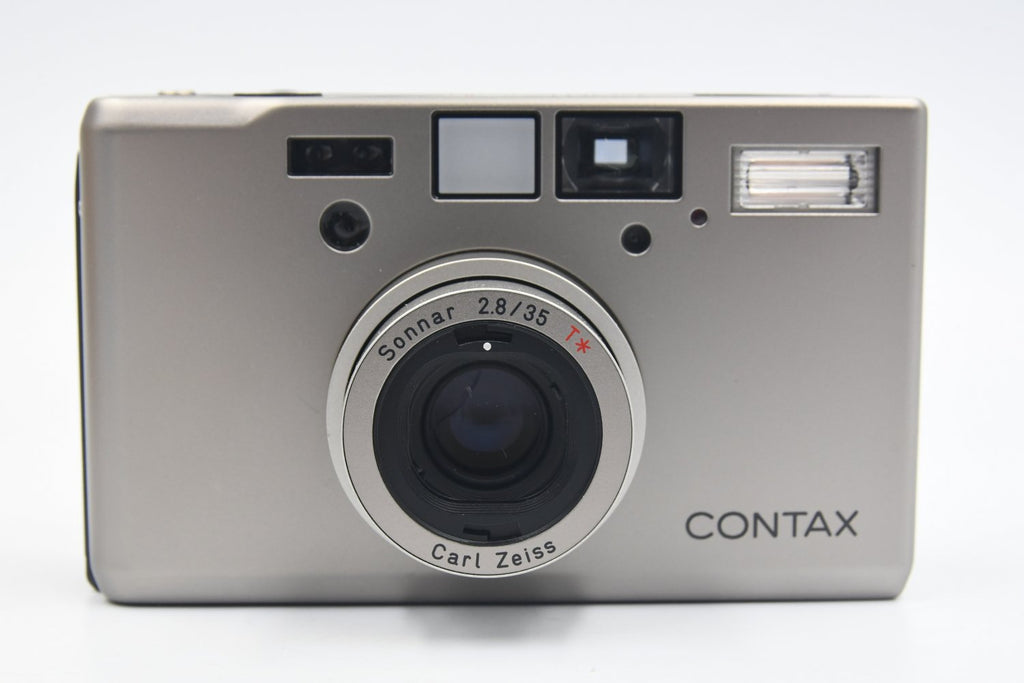 CONTAX T3 Late Model SN: 065124