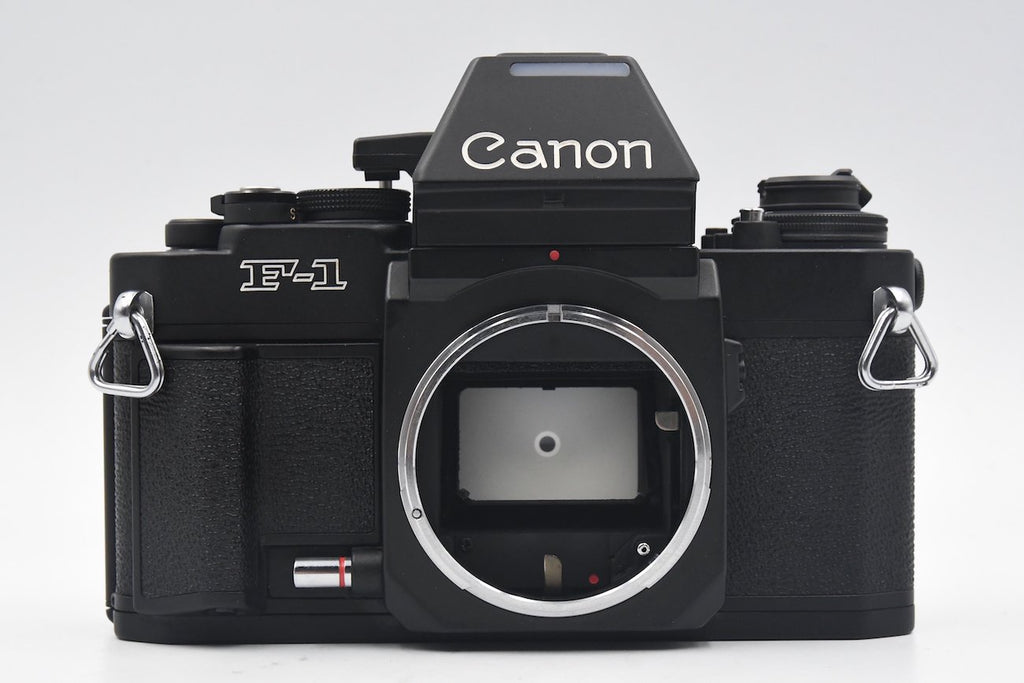 Canon NEW F-1 AE Finder SN: 199619