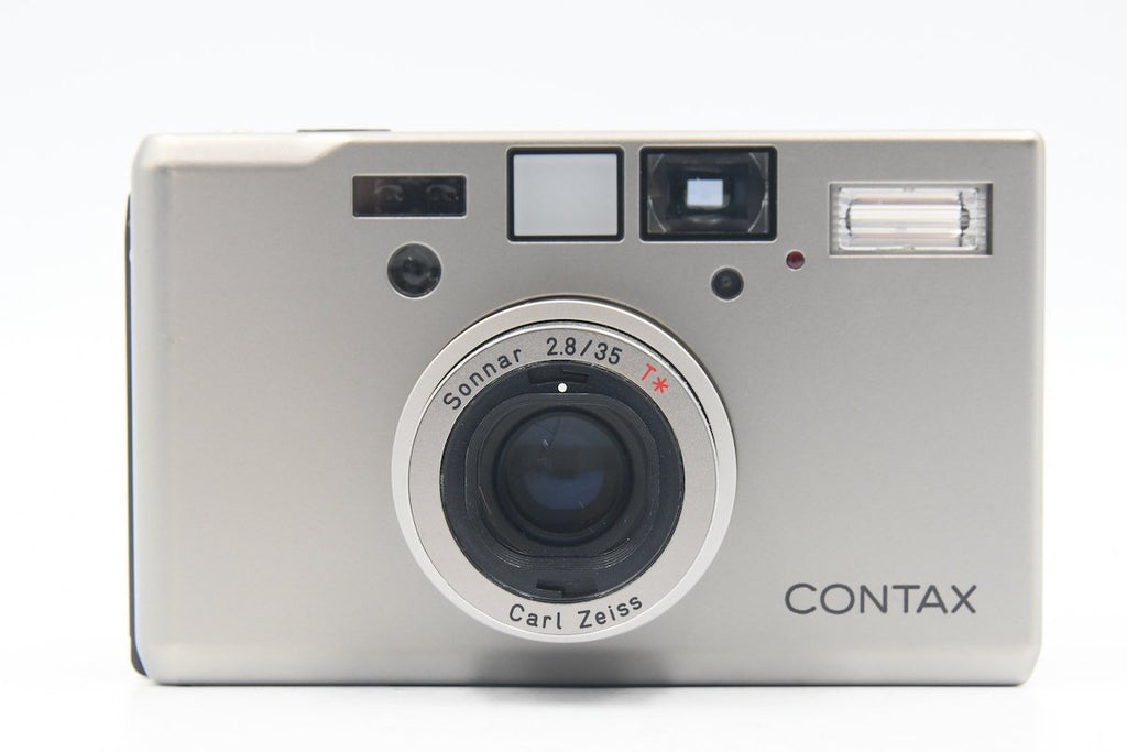 CONTAX T3 Late Model SN: 001346