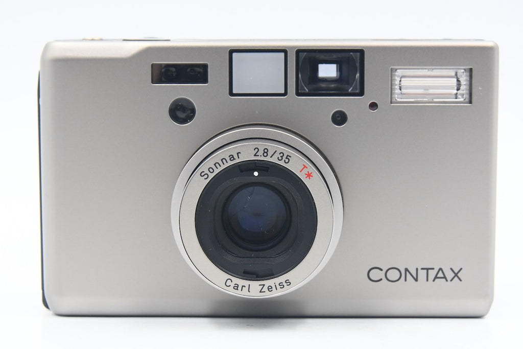 CONTAX T3 Early Model SN: 016148