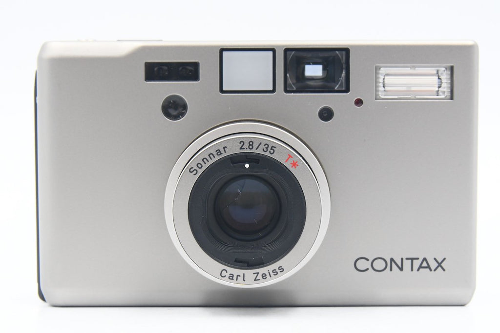 CONTAX T3 Early Model SN: 004701