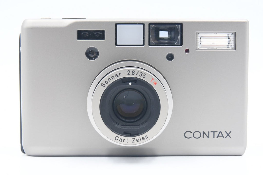 CONTAX T3 Early Model SN: 026363