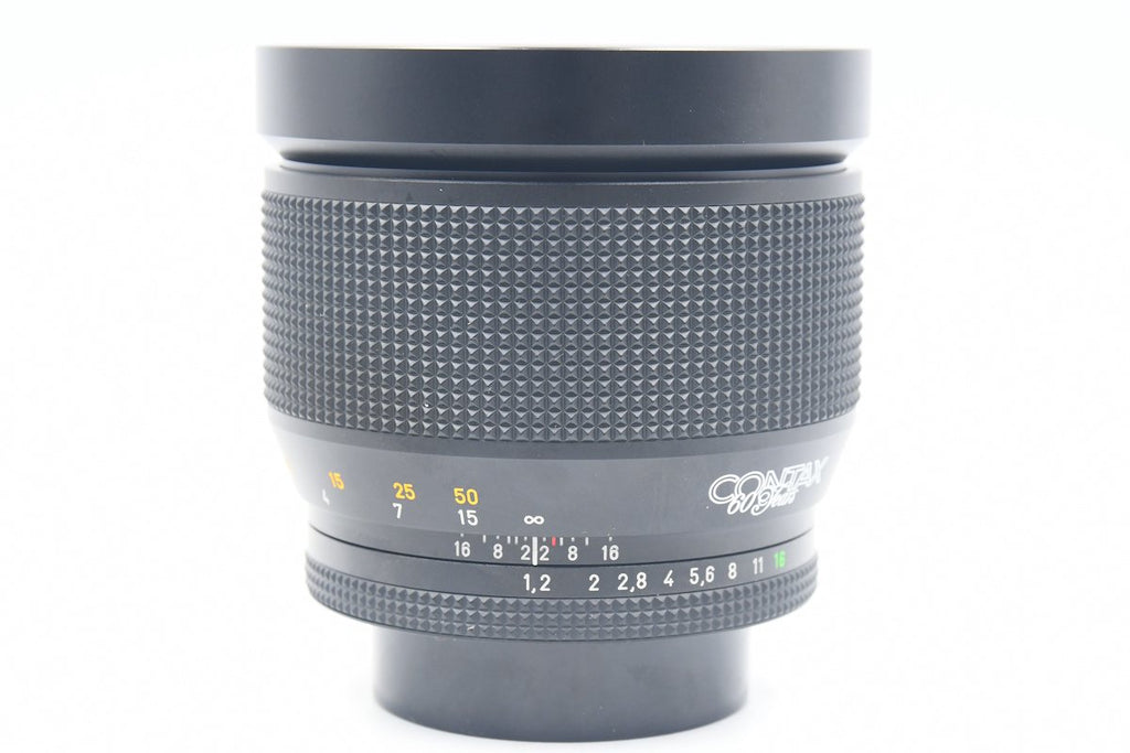 CONTAX Carl Zeiss Planar 85mm F1.2 T* MMG 60th Anniversary SN: 7328931