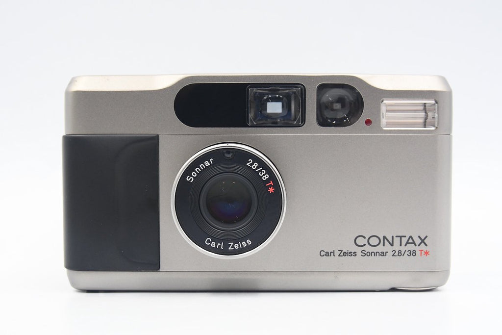 CONTAX T2D SN: 033546
