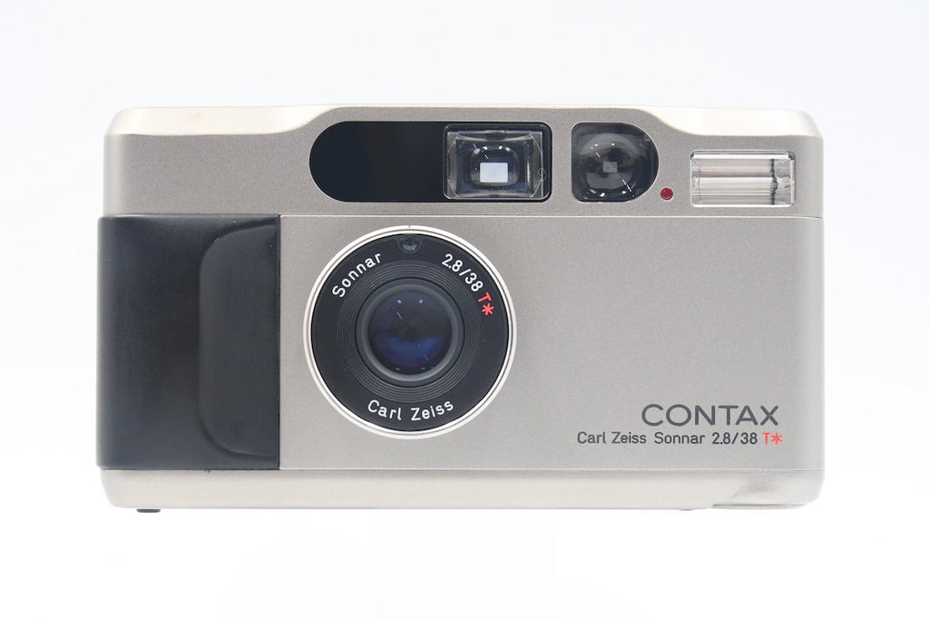 CONTAX T2 SN: 001831