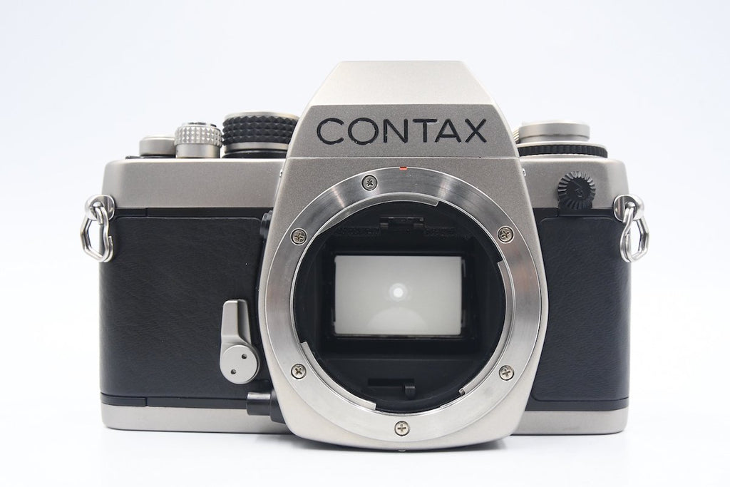 CONTAX S2 SN: 015052