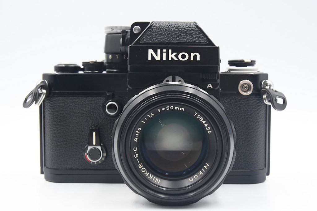 Nikon F2 Photomic A + Auto 50mm F1.4 SN: 7544872