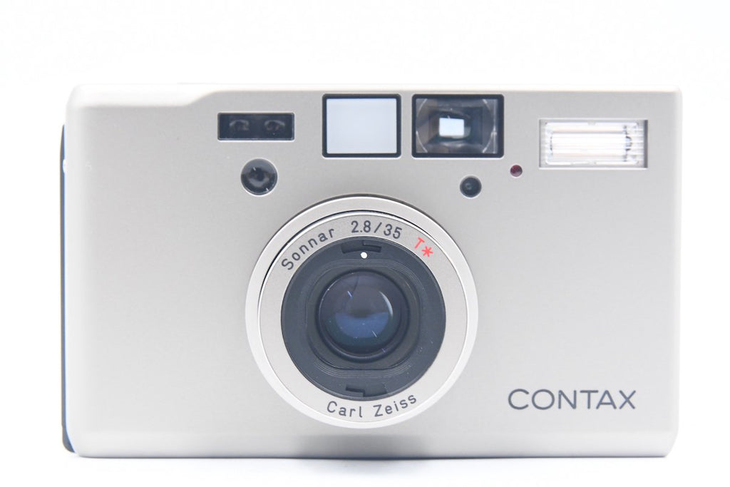 CONTAX T3 Late Model SN: 005684