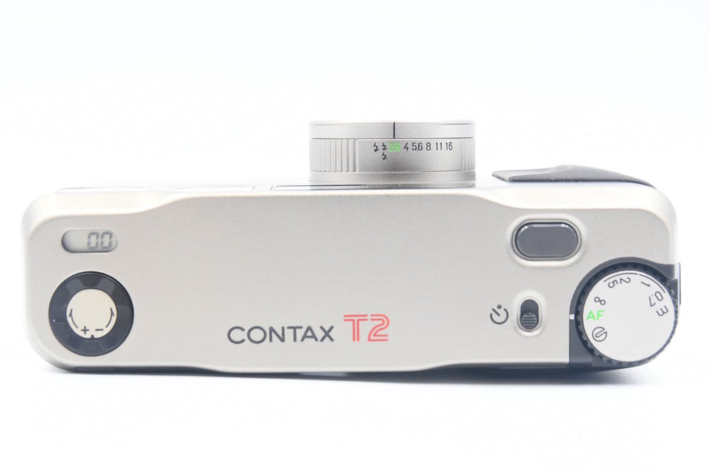 CONTAX T2 SN: 126898