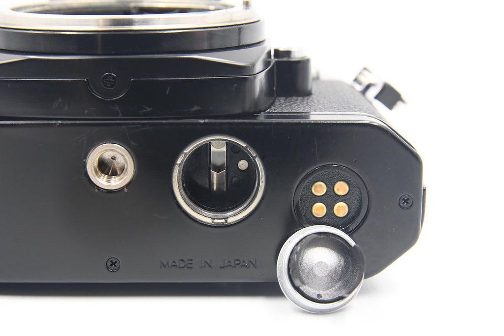 Nikon NEW FM2 Black SN: 7737030