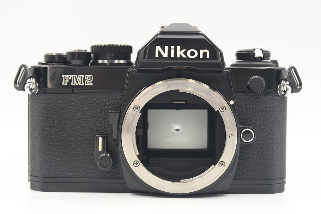 Nikon NEW FM2 Black SN: 7713916