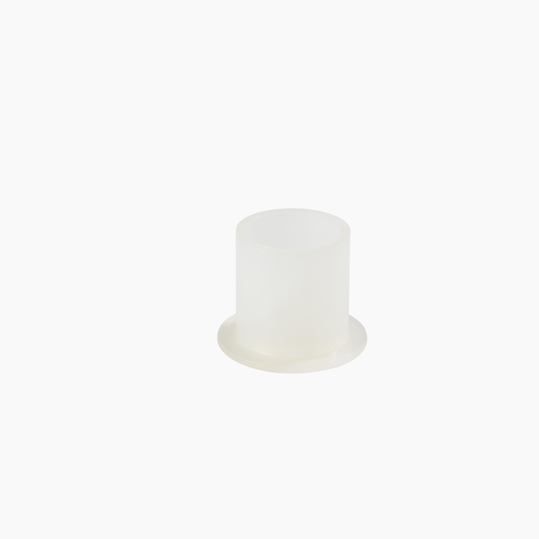 92001719 - PP mounting cup ∅25/H27mm, each
