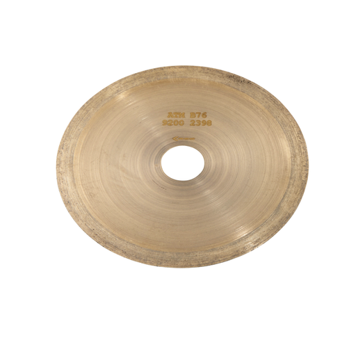 92002398 - Diamond cut-off wheel B (glass, ceramics, rocks) ∅75 x 0,3/5 x 12,7mm, each