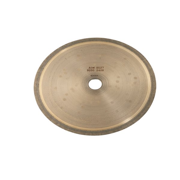 92002408 - Diamond cut-off wheel D (hard materials) ∅125 x 0,5/5 x 12,7mm, each