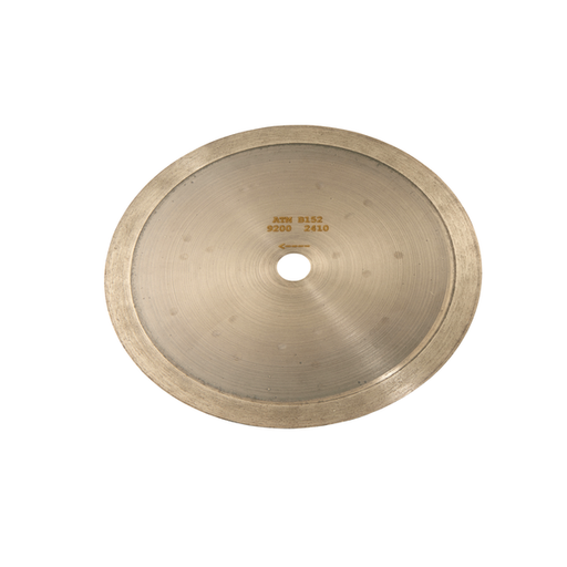 92002410 - Diamond cut-off wheel B (glass, ceramics, rocks) ∅150 x 0,5/5 x 12,7mm, each
