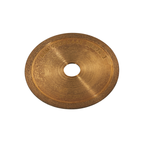 92002442 - CBN cut-off wheel ∅75 x 0,9 x 12,7mm, each
