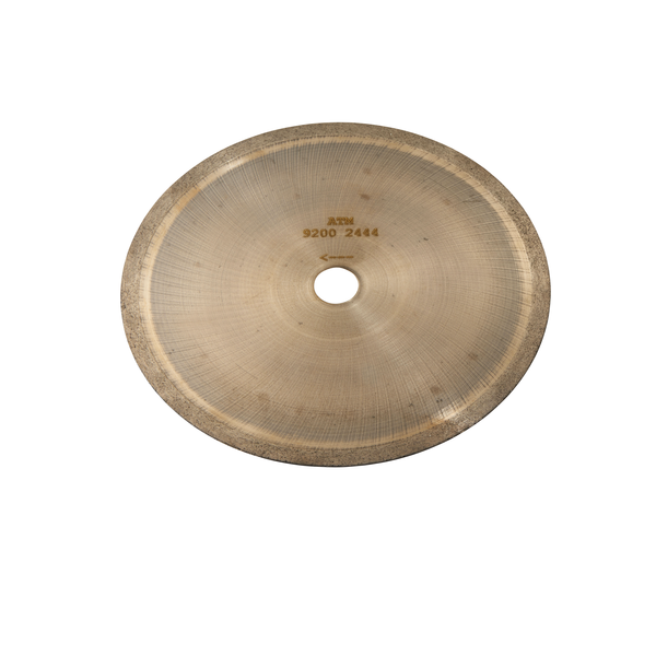 92002444 - CBN cut-off wheel ∅125 x 0,5 x 12,7mm, each