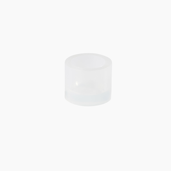 92002504 - Silicone mounting cup ∅30/H25mm with chamfer, each