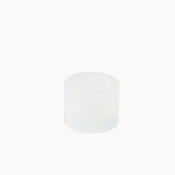 92002505 - Silicone mounting cup ∅32/H25mm with chamfer, each