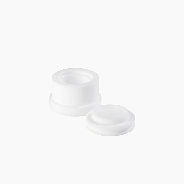 92002513 - PTFE mounting cup ∅25/H23mm with chamfer, each